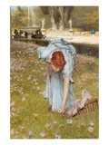 Flora Posters by Sir Lawrence Alma-Tadema