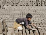 APTOPIX Afghanistan Daily Life Photographic Print by Rahmat Gul