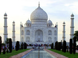 Indien Taj Mahal Jahrestag Photographic Print by Gurinder Osan