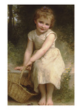 Prunes Affiches par William Adolphe Bouguereau