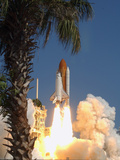 Space Shuttle Discovery Photographic Print by Terry Renna