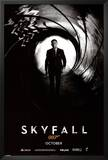 James Bond - Skyfall Teaser Prints