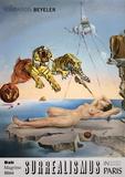 Surrealism in Paris Print by Salvador Dalí