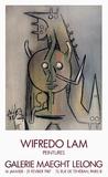 Peintures Samlertryk af Wifredo Lam