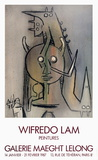 Peintures Collectable Print by Wifredo Lam