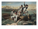 Watson and the Shark Prints by John Singleton Copley