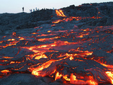 Travel Kilauea Volcano Photographic Print by David Jordan