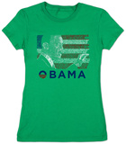 Juniors: Barack Obama T-shirts