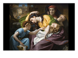 Massacre of the Innocents Premium Giclee Print by Francois Joseph Navez