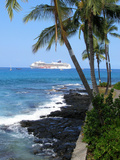 Cruise Hawaii Photographic Print by Jim Mone