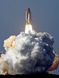 APTOPIX Space Shuttle Photographic Print by John Raoux