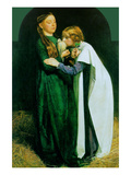 Return of the Dove to the Ark Prints by John Everett Millais