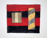 Mexico (4.2.88) Prints by Sean Scully