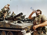 Gulf War 1990 Photographic Print by  Anonymous