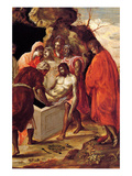 The Burial of Christ Prints by  El Greco