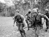 Vietnam War 1966 Photographic Print by Horst Faas