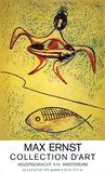Senza titolo Stampe da collezione di Max Ernst