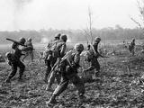 Vietnam War U.S. Reinforcements Photographic Print by Horst Faas