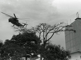 Saigon Evacuation Photographic Print by  PHU