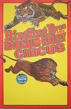 Ringling Bros (Two Lions) Collectable Print