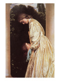 Sisters Prints by Frederick Leighton