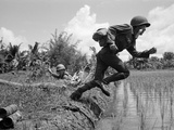Vietnam War Medical Photographic Print by Horst Faas
