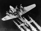 WWII USAF Flying Fortress Photographic Print by  Anonymous