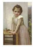 Yvonne Affiches par William Adolphe Bouguereau