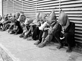 Vietnam War Viet Cong POWs Photographic Print by Dang Van Phuoc
