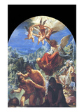 The Baptism of Christ Plakater af Eisheimer