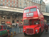 Britain Old Bus Photographic Print by Max Nash