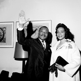 MLK Book Release New York Photographic Print by J. Harris