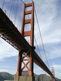 Golden Gate Sponsors Photographic Print by Eric Risberg