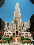 Rockefeller Center Sale Photographic Print by Mark Lennihan
