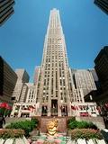 Rockefeller Center Sale Photographic Print by Mark Lennihan