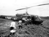 Vietnam War Viet Cong POWs Photographic Print by  Associated Press