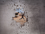 APTOPIX Mideast Libya Photographic Print by Manu Brabo