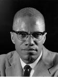 Malcolm X Fotografisk trykk av Eddie Adams