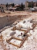 Israel Settling Jerusalem Photographic Print by Ruth Fremson