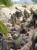 Vietnam War Photographic Print by  Associated Press