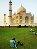 India New Seven Wonders Photographic Print by Manish Swarup