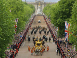 Britain Queen Jubilee Photographic Print by David Sandison