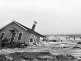 Hurricanes 1961-1964 Photographic Print
