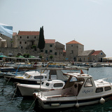 Travel Trip Croatia Island Hopping Photographic Print by Sheila Norman-Culp