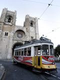 Apn Lisbon Streetcar Photographic Print by Armando Franca