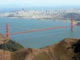 Golden Gate Bridge Photographic Print by Noah Berger