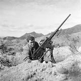 Korean War Photographic Print by John Randolph