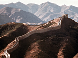 Great Wall of China Photographic Print by  Associated Press