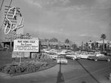 Las Vegas Casino Fotografie-Druck von Harold Filan