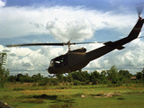 Vietnam War U.S. Helicopter Photographic Print by Horst Faas